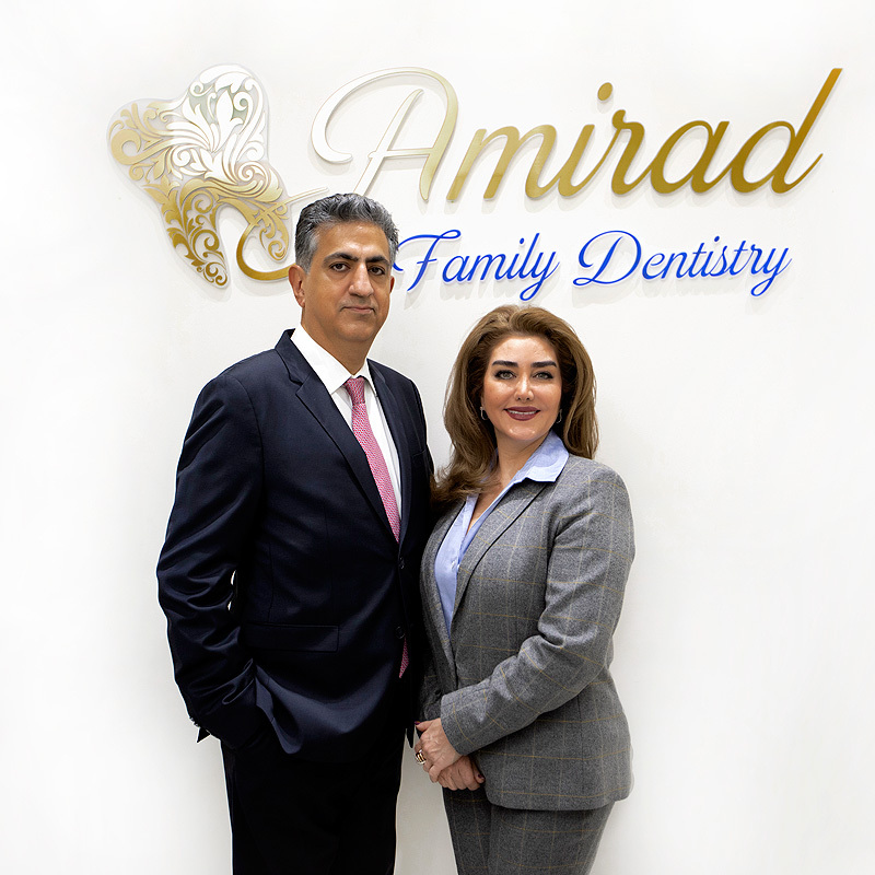 About Amirad Family Dentistry